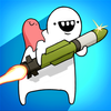 Missile Dude RPG: Offline tap tap missile icon