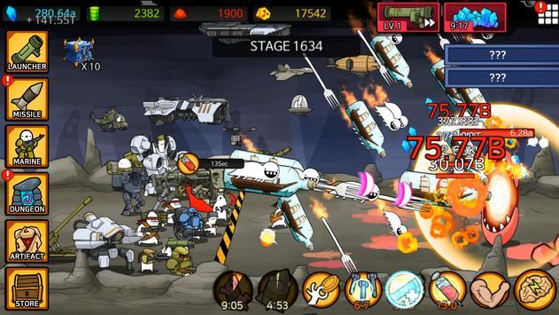 Missile Dude RPG: Tap Tap Missile screenshot 6