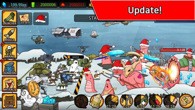Missile Dude RPG: Tap Tap Missile screenshot 13