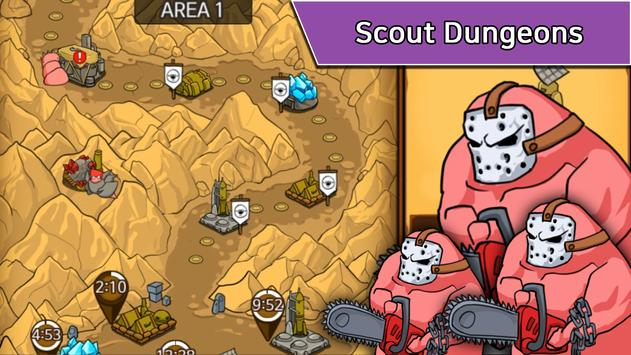 Missile Dude RPG: Tap Tap Missile screenshot 12