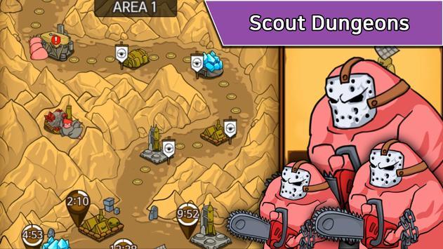Missile Dude RPG: Tap Tap Missile screenshot 20