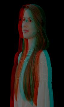 3D Glitch Photo Effects (Intensy Photo Effect) poster