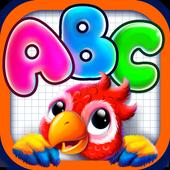 Alphabet ABC icon