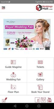 Royal Wedding Fair poster