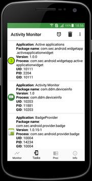 Activity Monitor screenshot 1
