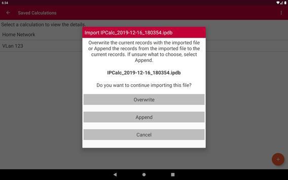 IP Calculator screenshot 13