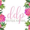 DDP Boutique Auctions icône