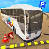 Advance Bus Parking Adventure : Bus Driving Games