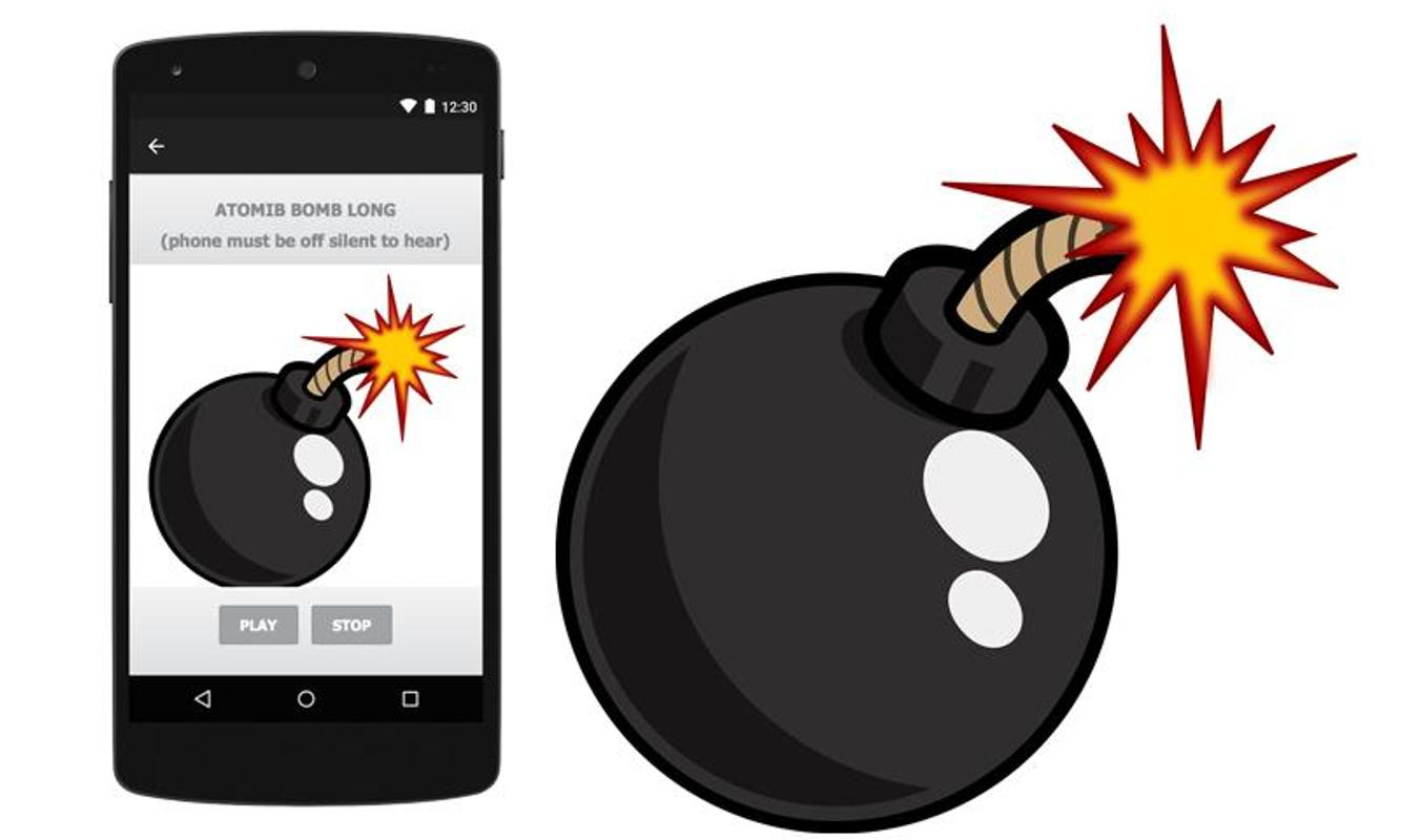 Bomb sounds bomb sound effects atomic bomb for android apk.