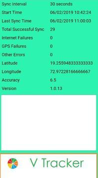 VTracker (Vehicle Tracker for School Buses) screenshot 1
