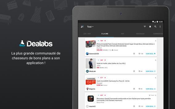 Dealabs Ekran Görüntüsü 12