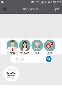 Deal&Dealer poster