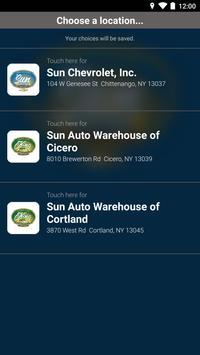 Sun Auto Warehouse poster