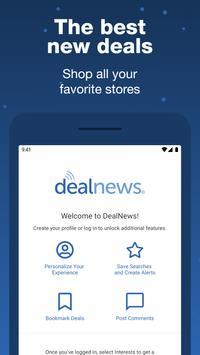 DealNews 포스터