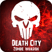 Death City : Zombie Invasion icon