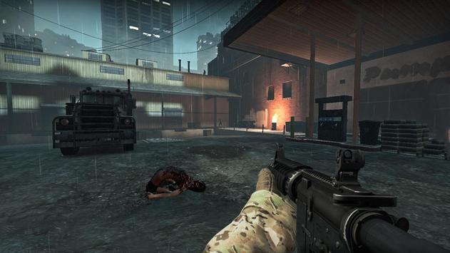 Death City : Zombie Invasion 海報