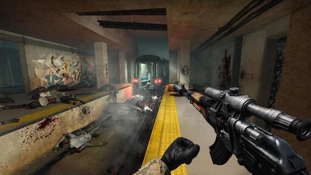 Death City : Zombie Invasion 截圖 2