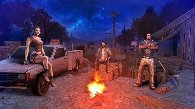 Death City : Zombie Invasion screenshot 2