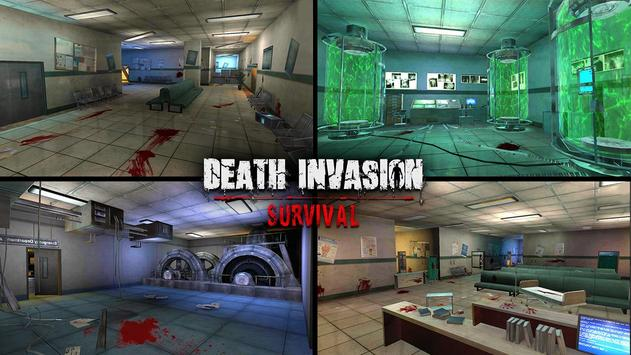 Death Invasion : Survival capture d'écran 9