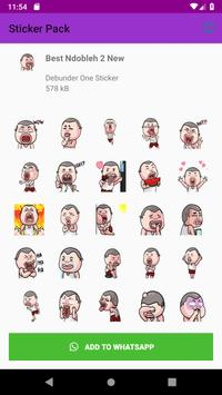 New Collection Anime Stickers - WAStickerApps 2019 screenshot 4