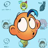 Best Collection Emoji Sticker Pack for Whatsapp icon