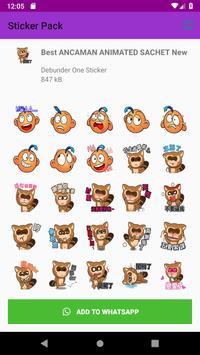 Best Collection Emoji Sticker Pack for Whatsapp screenshot 1