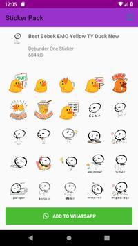 Best Collection Emoji Sticker Pack for Whatsapp screenshot 2
