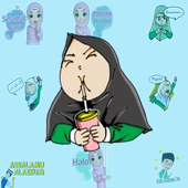 New Collection Islamic WastickerApps for Whatsapp icon