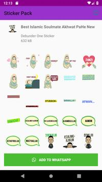 New Collection Islamic WastickerApps for Whatsapp screenshot 4