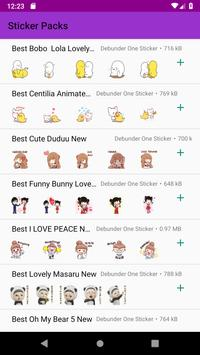 Best Collection Love Stickers  For WhatsApp 2019 poster