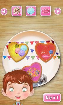 Cookies Maker - kids games poster