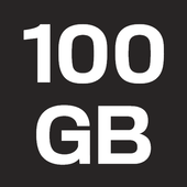 100 GB de copia de seguridad gratis Degoo icono