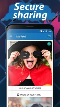 100 GB pencadangan gratis screenshot 3