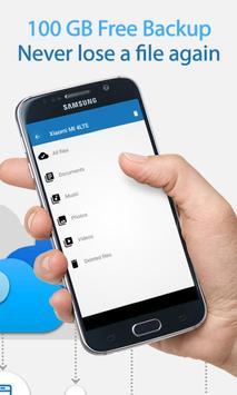 100 GB Free - Degoo Cloud Drive screenshot 4