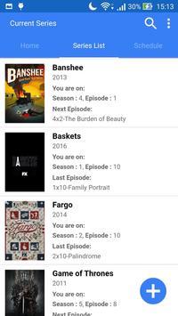 Tv Series Archiver screenshot 1