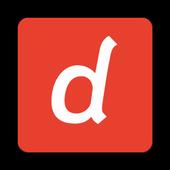Dégagé Clipping icon