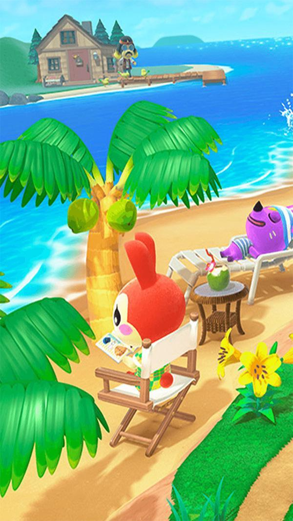 Animal Crossing New Horizons Hd Wallpaper For Android Apk