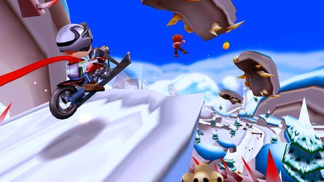 Skiing Fred screenshot 3