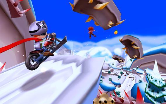 Skiing Fred screenshot 14