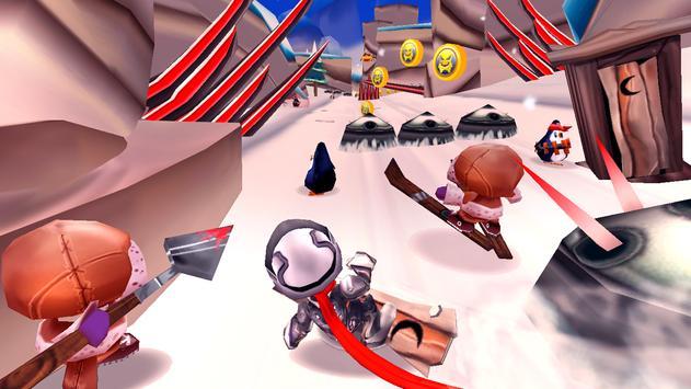 Skiing Fred screenshot 2
