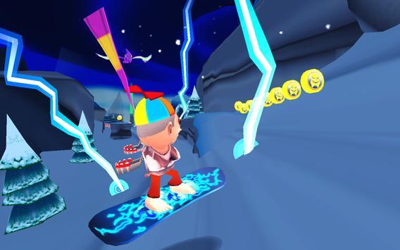 Skiing Fred screenshot 7