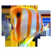 Galaxy Aquarium Live Wallpaper icon