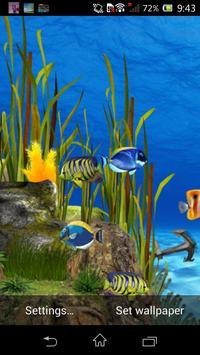 Galaxy Aquarium Live Wallpaper screenshot 7