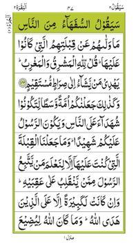 Quraan-E-Karim (11 Lines) screenshot 5