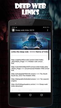 Best Deep Web Links 2020 screenshot 2