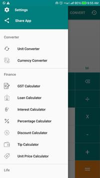 Smart Calculator - All in one スクリーンショット 8