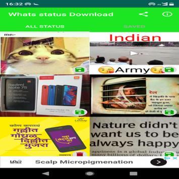 Whats Status Download screenshot 1