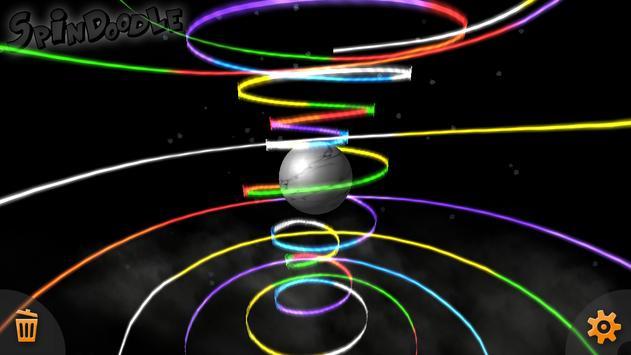 Spindoodle 3D poster