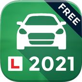 Driving theory test 2021 UK - Car theory test pro 图标