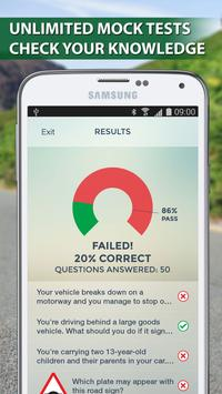Driving theory test 2021 UK - Car theory test pro screenshot 8